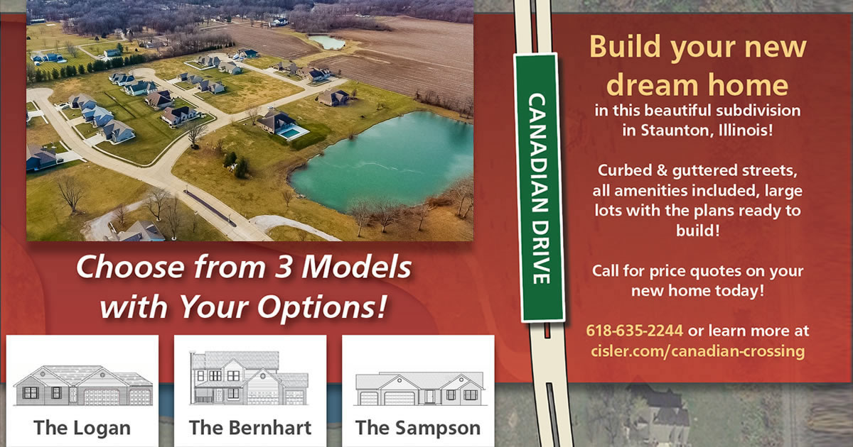 Canadian Crossing, Staunton IL - Featured Listing